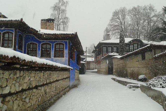History and Spa Day Tour to Koprivshitsa town and Strelcha thermal baths