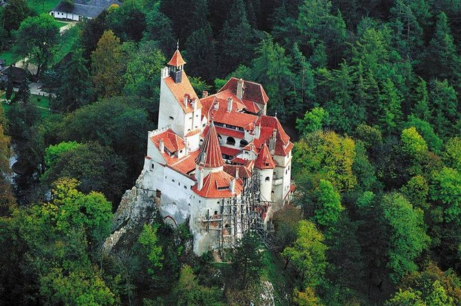 Bran Castle Peles Rasnov Fortress Private Tour From Brasov 2021