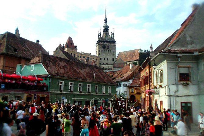 Private Tour from Pitesti to Sighisoara and The Old Town of Sibiu photo 1