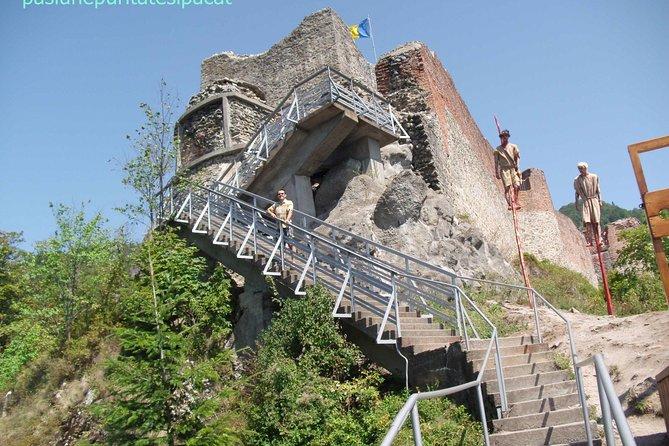Private Tour from Pitesti to Vlad the Impaler's Citadel plus Vidraru Dam and Curtea de Arges Monastery