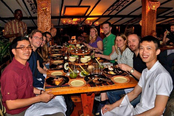 Carnivore Restaurant: lunch of dinerervaring in Nairobi