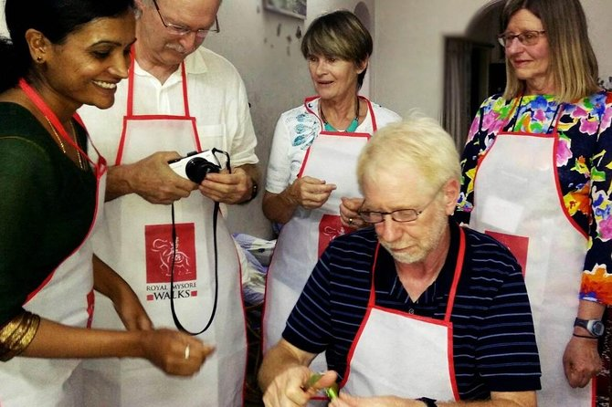 South Indian Culinary Experience med lokal värdfamilj