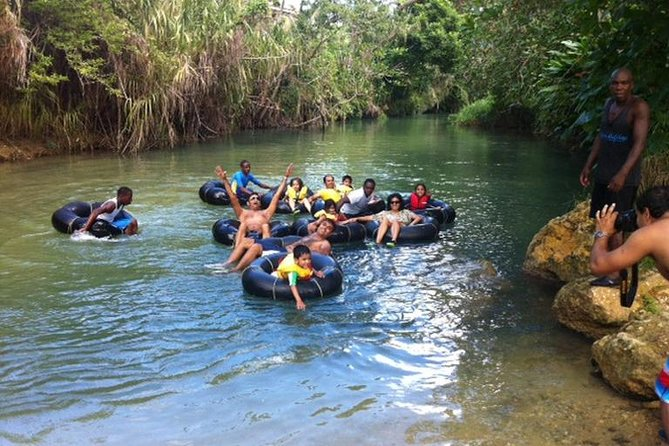 Dunn's River Falls and Tubing Combo Tour from Ocho Rios photo 8