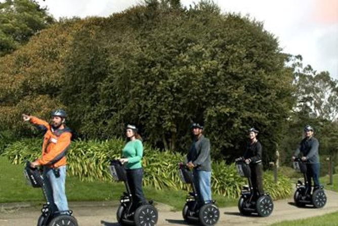 Segway Quick and Fun Exploration Tour of Golden Gate Park - 1.5 Hours photo 3