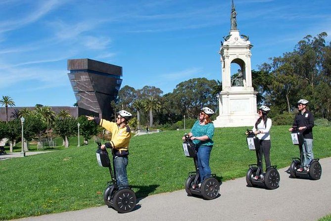 Segway Quick and Fun Exploration Tour of Golden Gate Park - 1.5 Hours photo 1