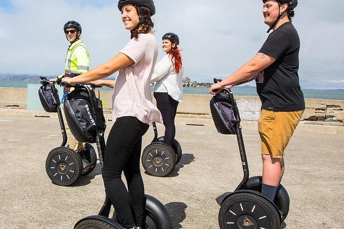 San Francisco Wharf and Waterfront Segway Tour - Our Most Popular Tour Route photo 6