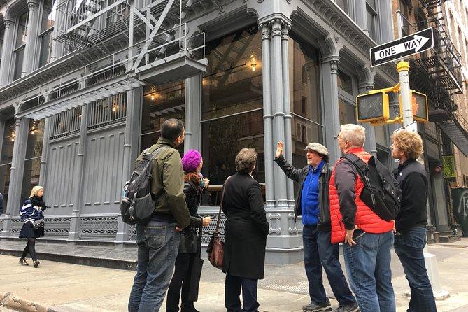 NYC Awesome Architecture Private Tour te voet en met de metro