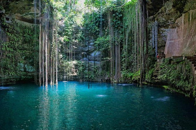 Full day tour to Cenote and Chichen Itzá a world wonder located in Mexico photo 3