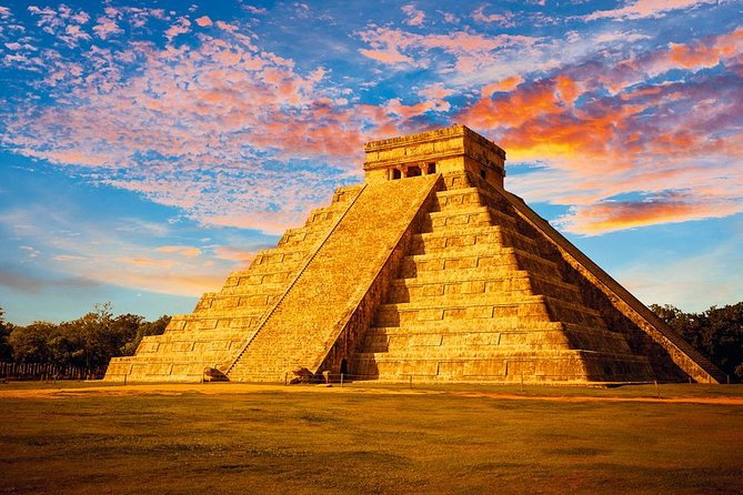 Full Day Tour Plus - Cenote and Chichen Itzá a world wonder located in Mexico photo 1