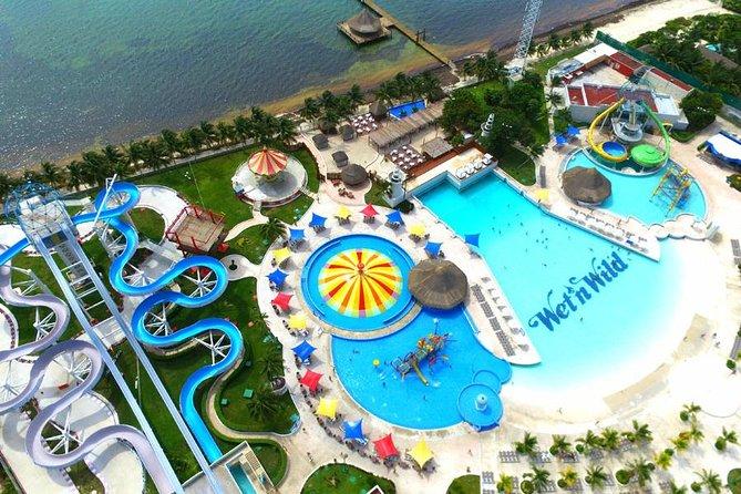 Entrada ilimitada a Ventura Park, el mejor parque acuático de Cancún
