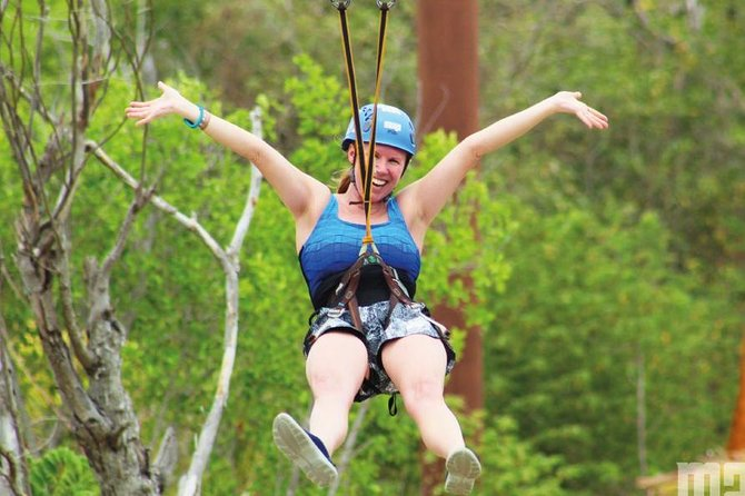 One day at our Extreme Park in Riviera Maya with ATVS, Ziplines and Cenote photo 1