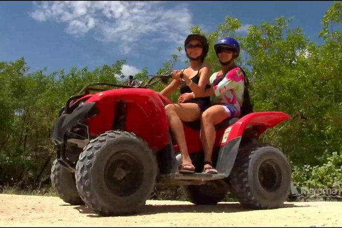 One day at our Extreme Park in Riviera Maya with ATVS, Ziplines and Cenote photo 3
