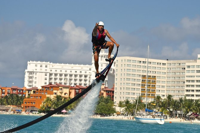 Hover Board Experience i Cancun