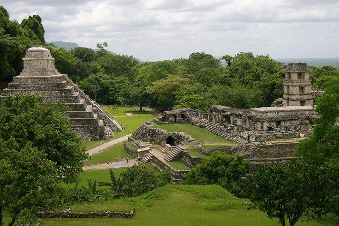 Coba and Tulum Ruins Tour Plus Cenote Visit and Playa del Carmen