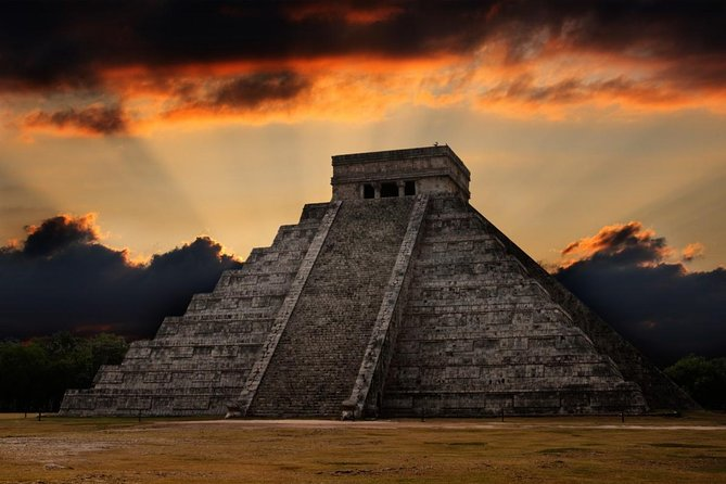 Chichen Itza and Cenote Amazing Tour Delux from Cancun and Riviera Maya