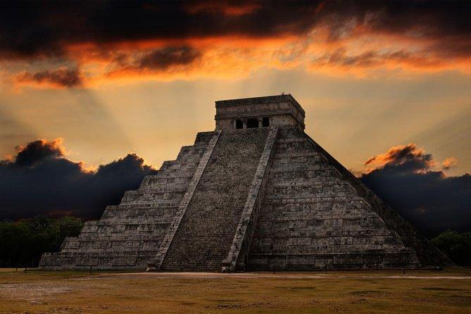 Chichen Itza und Cenote erstaunliche Tour von Cancun