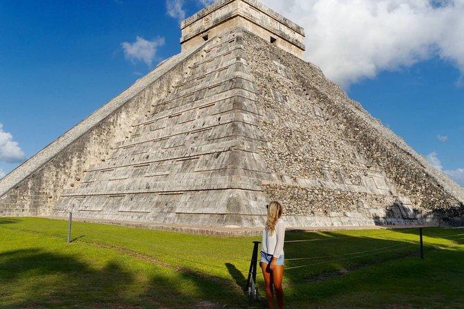 Chichen Itza Classic Tour från Cancun