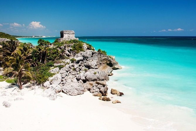 Coba and Tulum Ruins, Playa del Carmen and Cenote Tour from Cancun