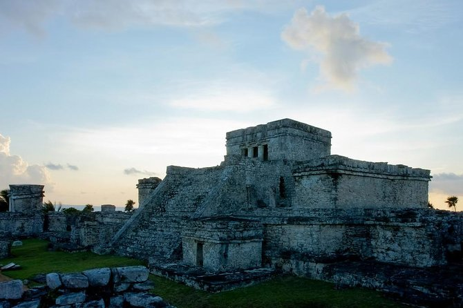 Tulum Mayan Adventure, Including Coba, Playa del Carmen and Cenote from Cancun