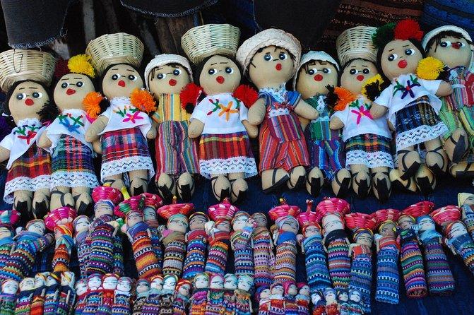 Viaje de un día a Chichicastenango y al lago Atitlán