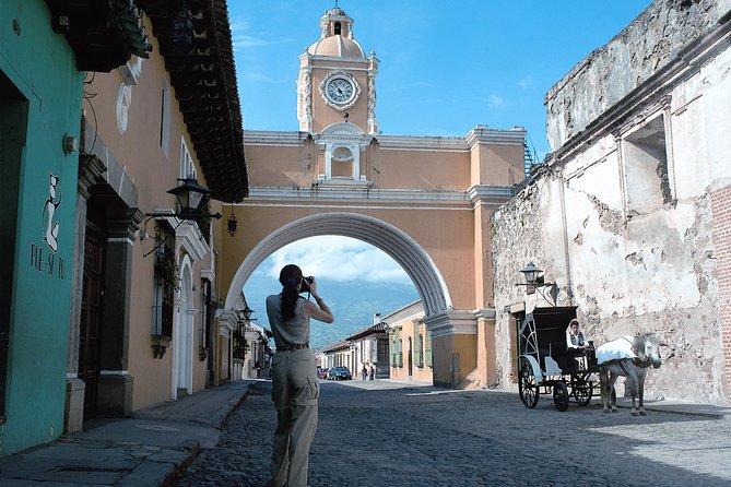 Half Day Antigua Guatemala Tour