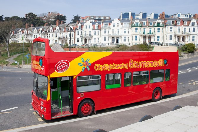 City Sightseeing Bournemouth Hop-On Hop-Off Bus Tour
