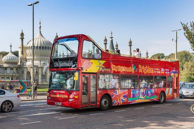 Brighton Stadtrundfahrt Hop-on-Hop-off-Tour