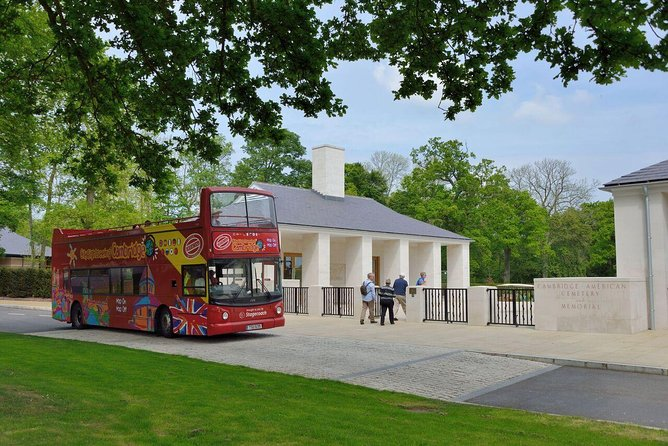 City Sightseeing Cambridge Hop-On Hop-Off Bus Tour
