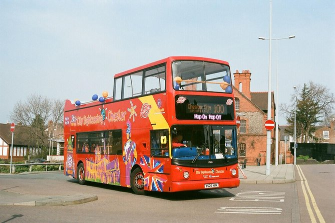 City Sightseeing Chester Hop-On Hop-Off Bus Tour