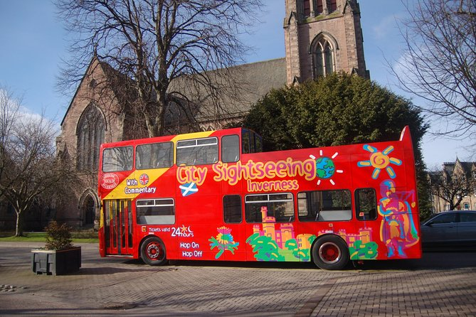 City Sightseeing Inverness Hop-On Hop-Off Bus Tour photo 9