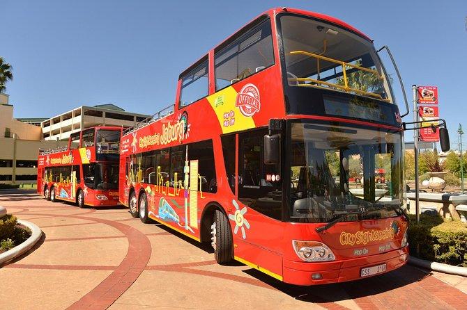 City Sightseeing Johannesburg Hop-On Hop-Off Tour