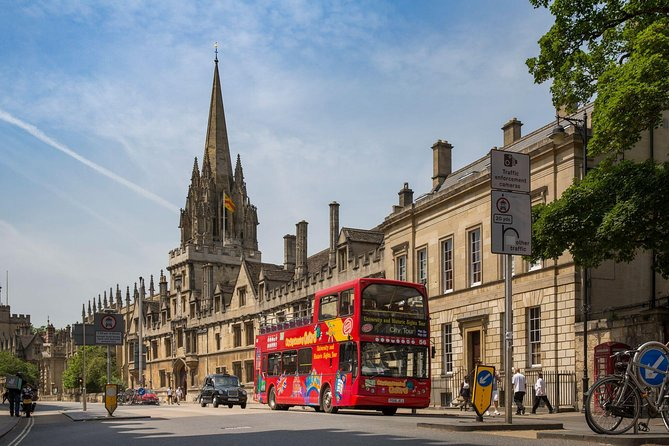City Sightseeing Oxford Hop-On Hop-Off Bus Tour photo 1
