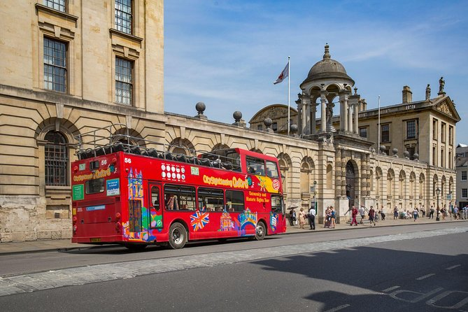 City Sightseeing Oxford Hop-On Hop-Off Bus Tour photo 4
