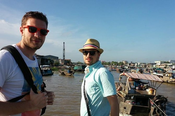 Private 2 days tour : Cu Chi Tunnels and Cai Rang Floating Market including biking on Ben Tre Island
