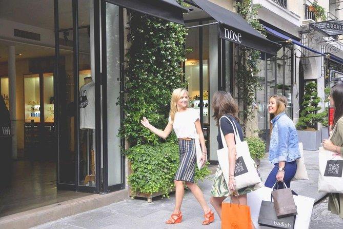 Paris Chic Shopping Tour