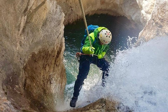 Canyoning - Ghost Canyon