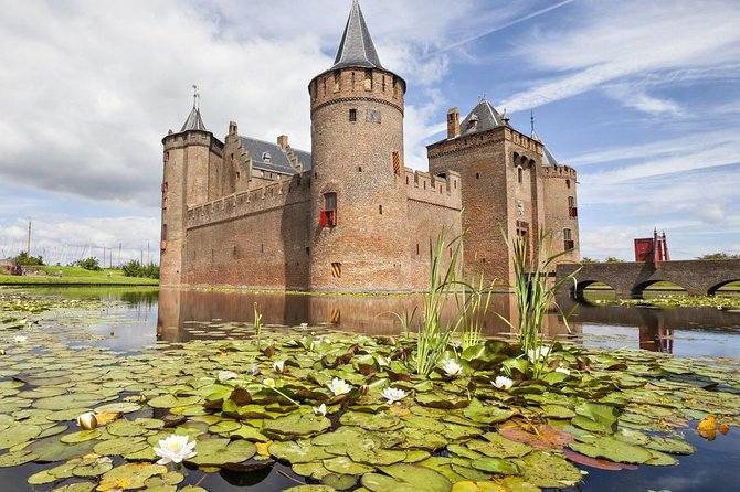 Private Tour to Castle Muiderslot & Naarden Fortress with driver/guide