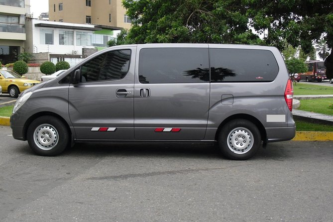 Private Transportation from Airport to Puno (Van up to 5 people)