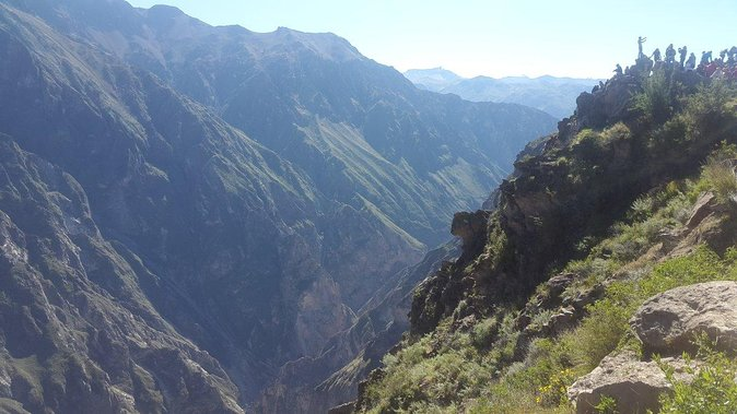 From Arequipa to Colca Canyon and to Puno in 1d
