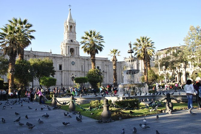 Bus City Tour Arequipa - Guided visit by bus
