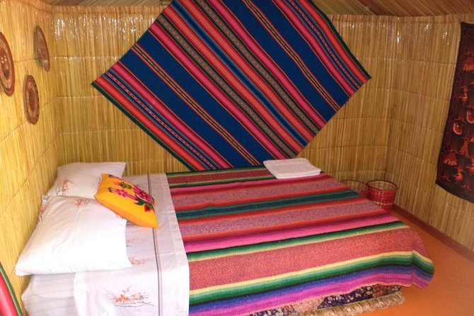Sleep on Uros Island photo 7