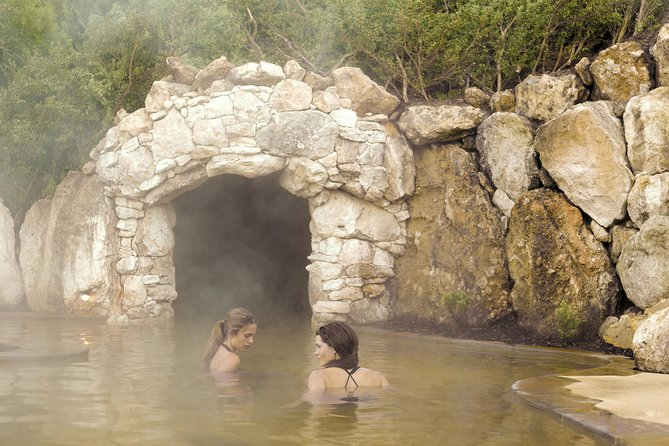 Peninsula Hot Springs Spa Day Trip from Melbourne