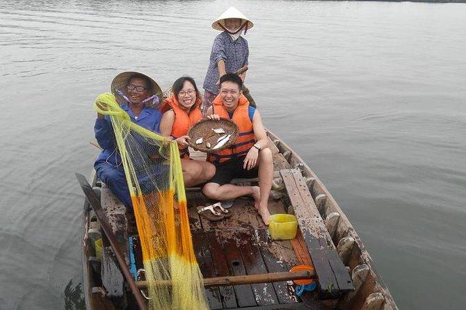 Hoi An Fisherman & Waterway Tour