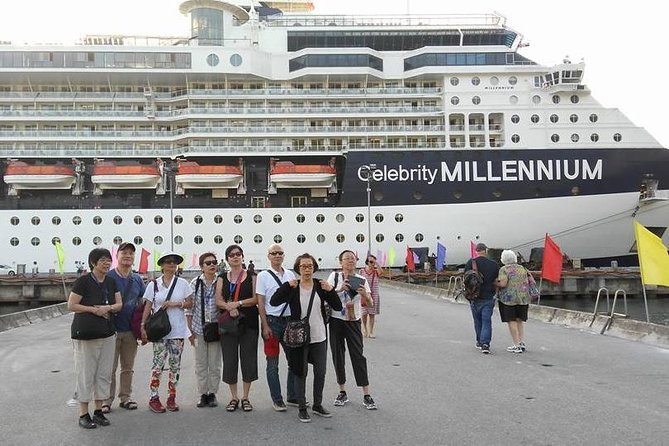 SHORE EXCURSION from CHAN MAY Port to visit HOI AN CITY & HOI AN VILLAGE TOUR