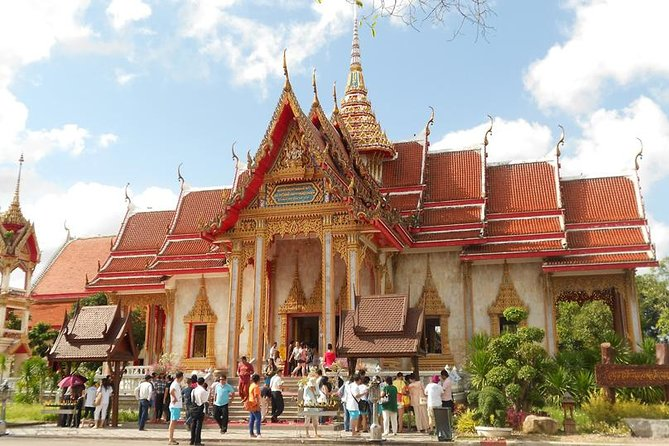 6 Hours Best Of Phuket City Tour