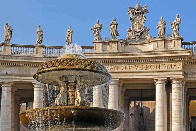 Holy Tour: Vatican Museum and Sistine Chapel tour plus Castel Sant' Angelo tour Image