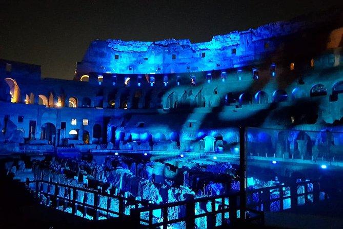 Geister der Colosseum Gladiator Arena Night Tour