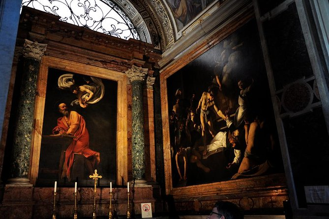 Exclusive Rome | Caravaggio and Baroque Masterpieces guided tour | Private Tour