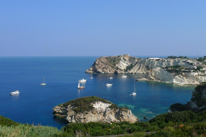Rome sea side Day Cruises | Ponza Palmarola Boat Tour from Terracina with Lunch