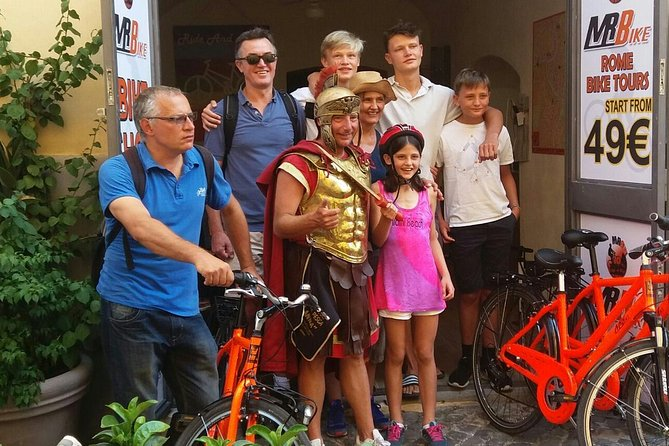 Rome Half-Day Bike Tour | The Other Face of Rome |Experience Off-the-beaten path